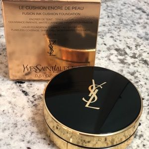 YSL fusion ink cushion foundation case only